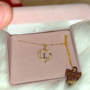 """Rare""💕Beverly Hills Gold 14k necklace"